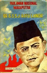 Pahlawan Nasional Dr.G.S.S.J Ratu Langie