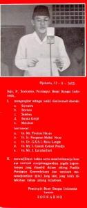Terbaca pengangkatan Sam Ratu Langie sebagai Gubernur Sulawesi RI