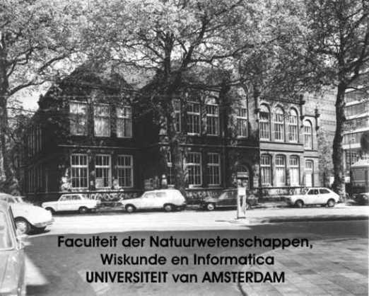 Fac. v. Wiskunde & Informatika, Universiteit v Amsterdam