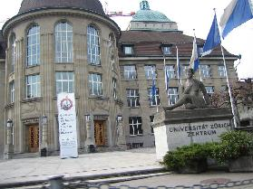 Universitaet Zuerich, Swis
