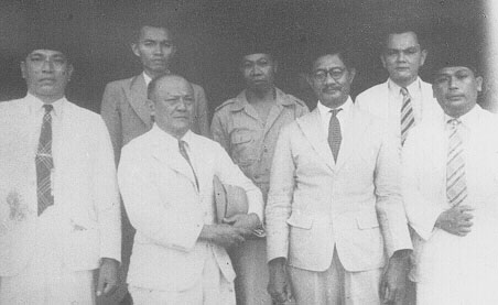 The seven freedom fighters of Makassar (1945)
