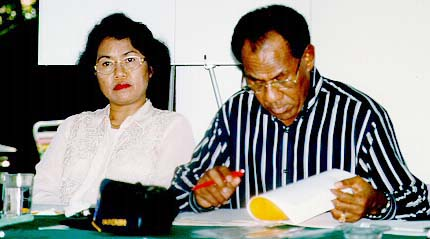 Ibu dan Bapak Laban Samori
