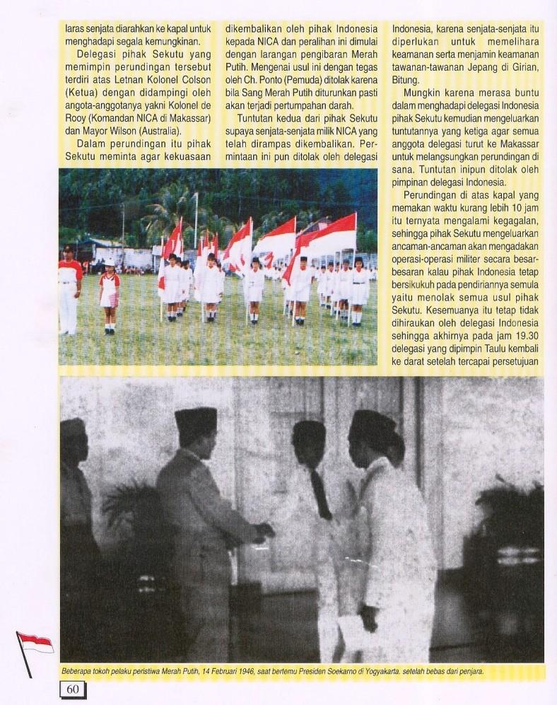 Merah Putih Serentak di Manado (4)