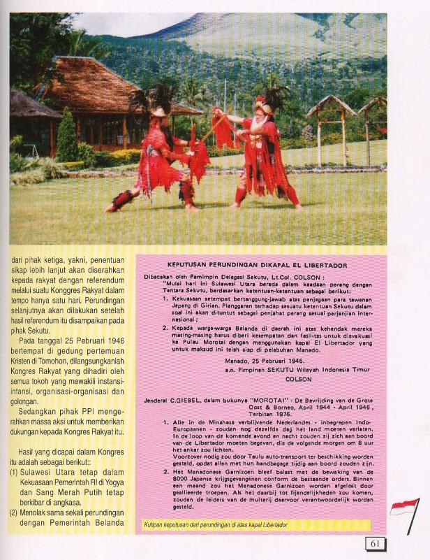 Merah Putih Serentak di Manado (5)
