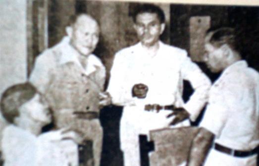 Diskusi sebelum sidang PPKI 18 Agustus 1945