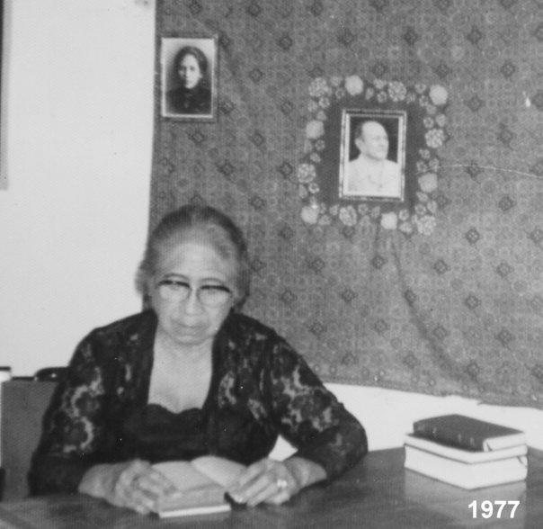 Ibu M.C.J. RATULANGIE-TAMBAJONG