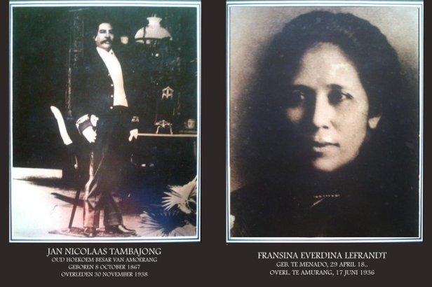 Ayah dan Ibu Marietj
