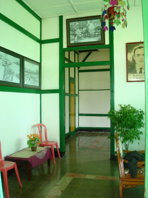 Ruang depan