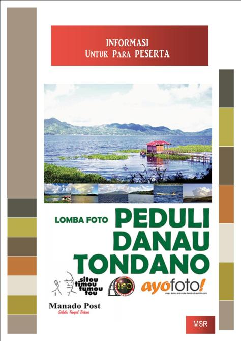 Danau Tondano Info