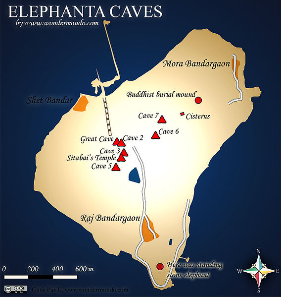 The Elephanta Island