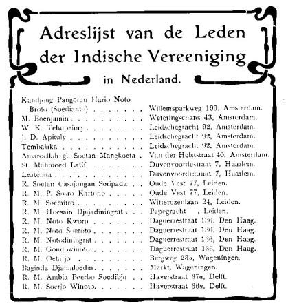List of Members