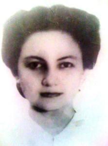 My aunt : Tante Dee Tambajong