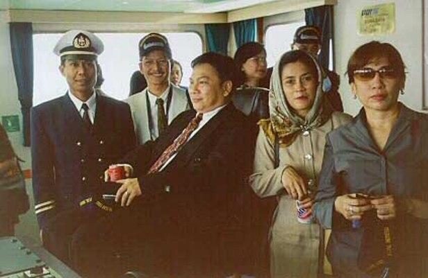 """Ganti2an deh jadi """"Kapten Kapal"""""""